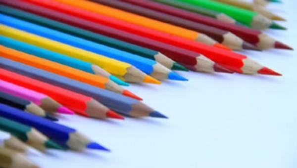 Pierwsze kroki w świecie barw