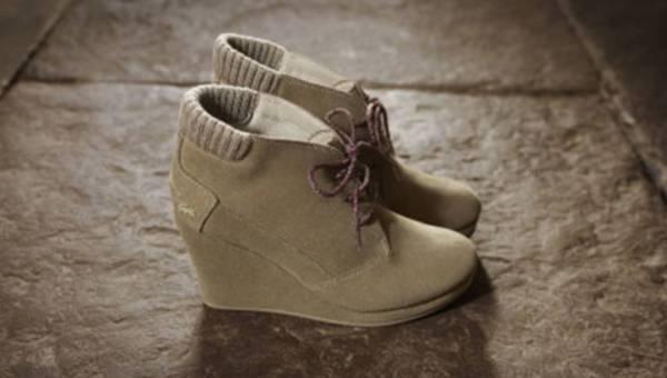 Kolekcja obuwia Lacoste na jesień/zimę 2013 – światła północy