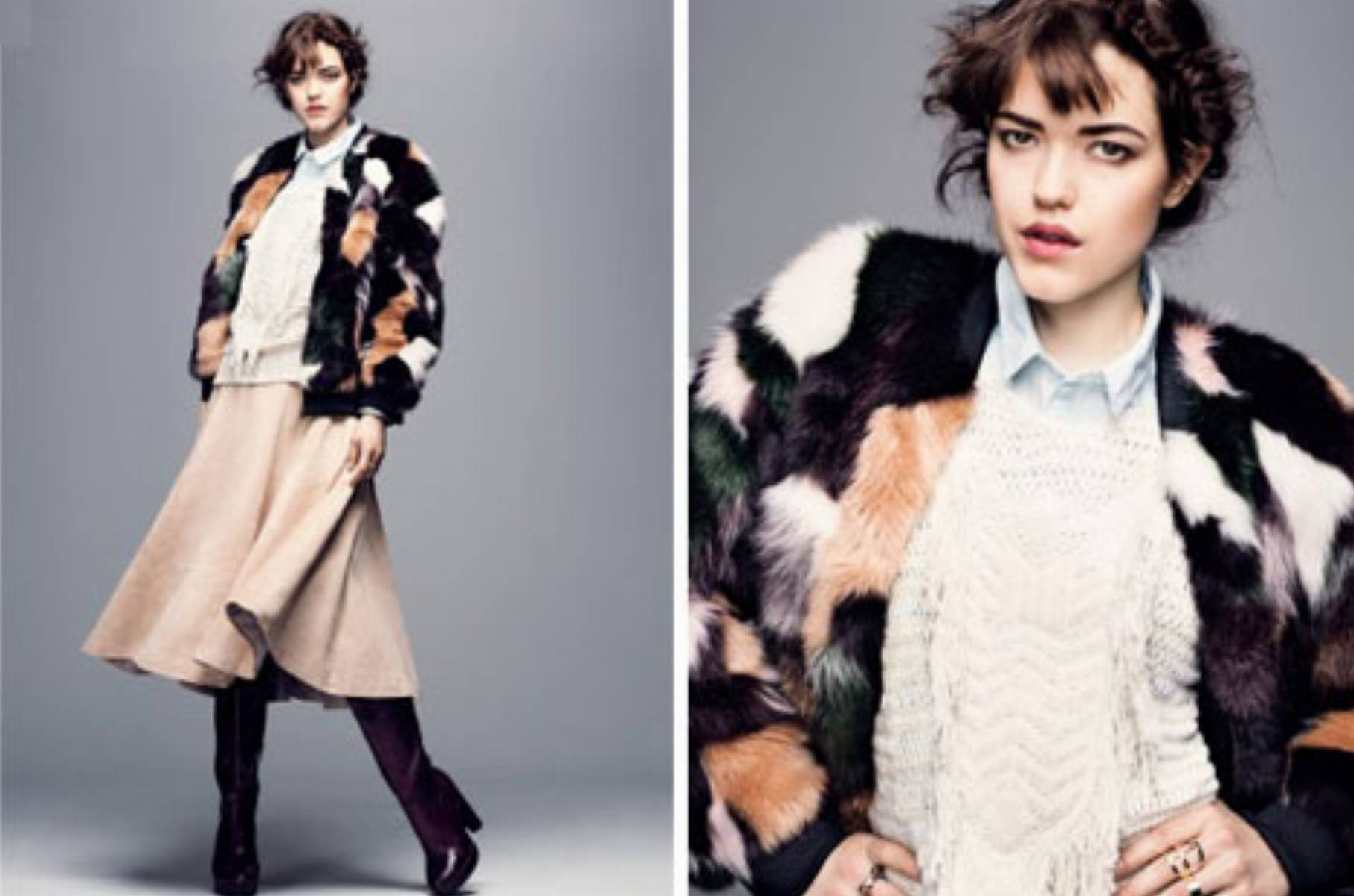 Lookbook H&M jesien 2013 (1)