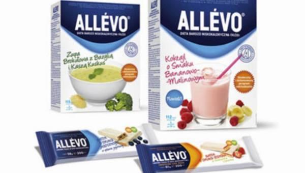 ALLÉVO – nowoczesny program kontroli wagi