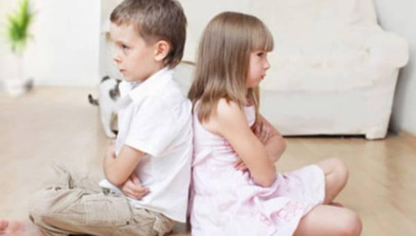 Negatywne skutki posiadania przyrodniego rodzeństwa