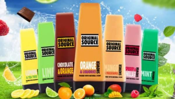 Original Source nie zawiera rutyny! – czyli wegańskie żele pod prysznic