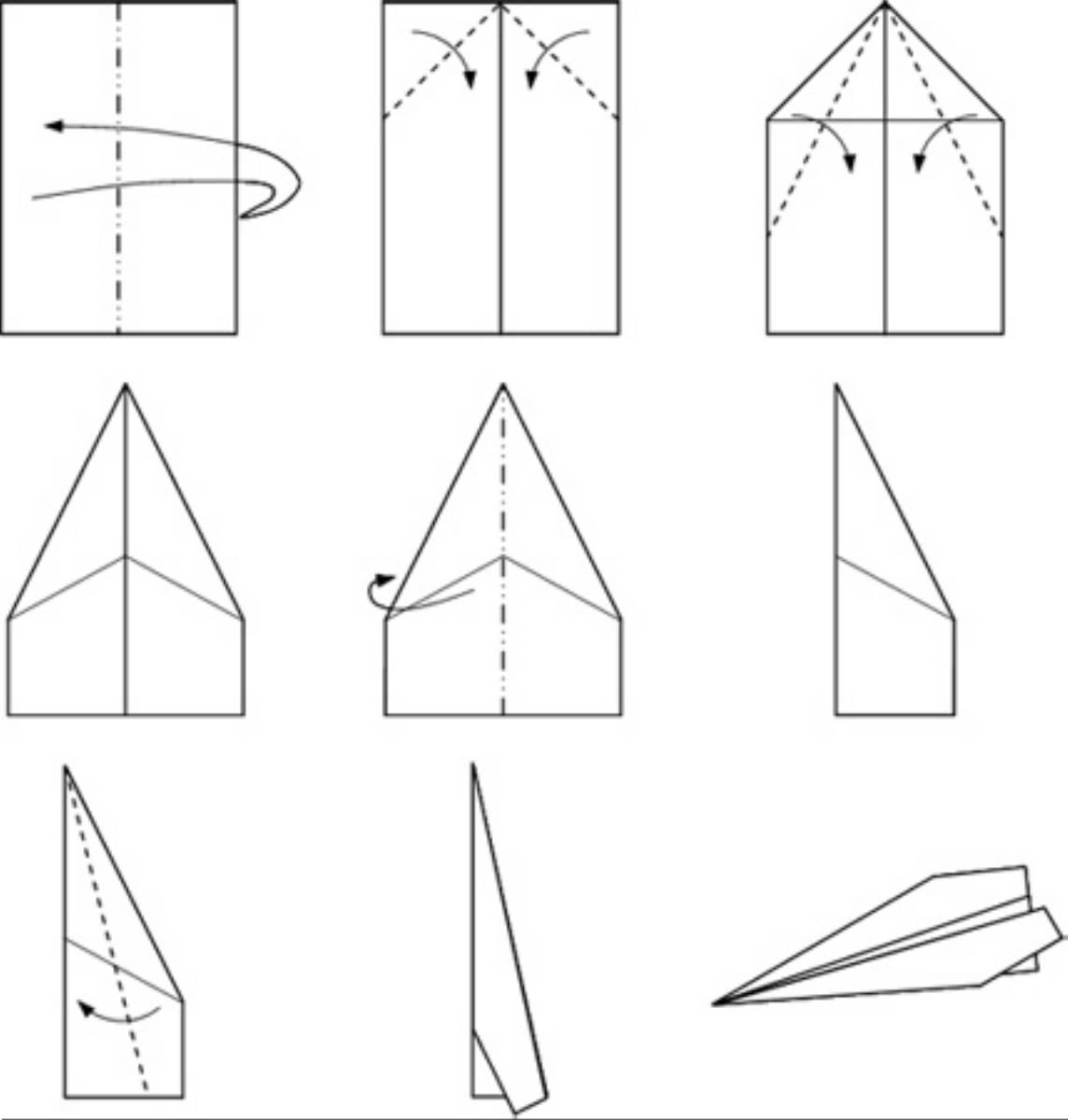 paperowy-samolot-strzalka