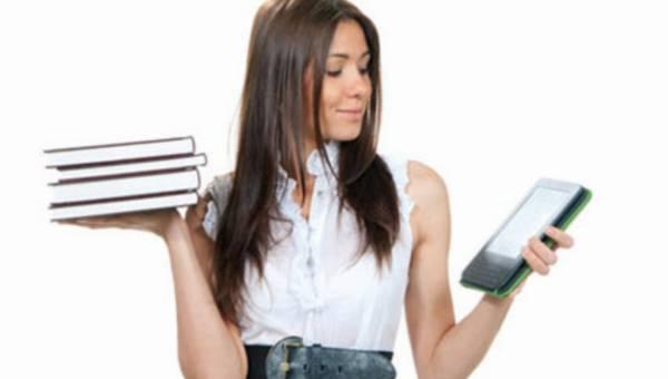 E-booki – książki XXI wieku