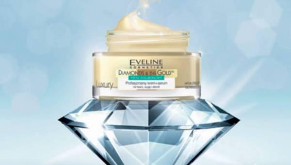 Nowości w serii Diamonds & 24k Gold – luksus w zasięgu ręki od Eveline Cosmetics
