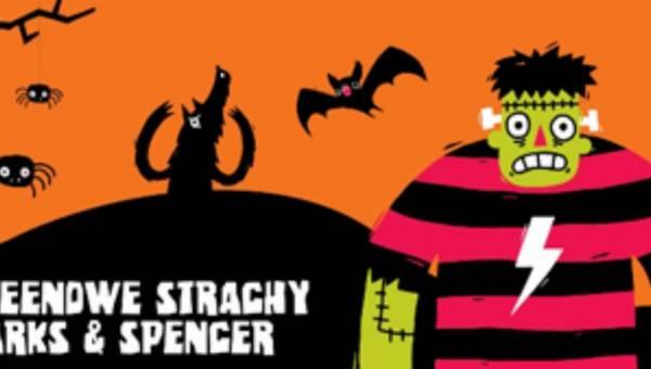 Halloweenowe strachy w Marks&Spencer