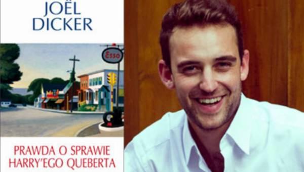 """Wywiad z Joelem Dickerem, autorem bestselleru """"Prawda o sprawie Harry'ego Queberta"""""""