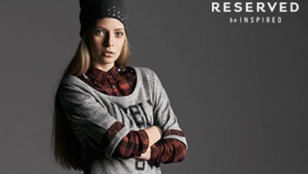 Lookbook RESERED zima 2013/2014 – trzy ciekawe trendy!