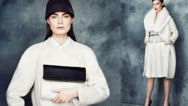 Marks&Spencer: biel, kolor tego sezonu – czysta, piękna i chłodna