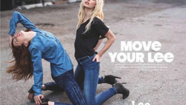 Nowa Kampania MOVE YOUR LEE