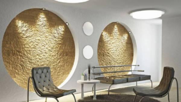 Plafon zamiast żyrandola – sposób na nowoczesny sufit