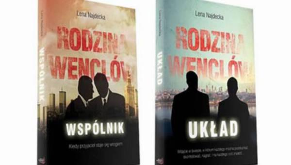 """Pierwsza polska saga o dorobkiewiczach – """"Rodzina Wenclów"""" już w księgarniach"""