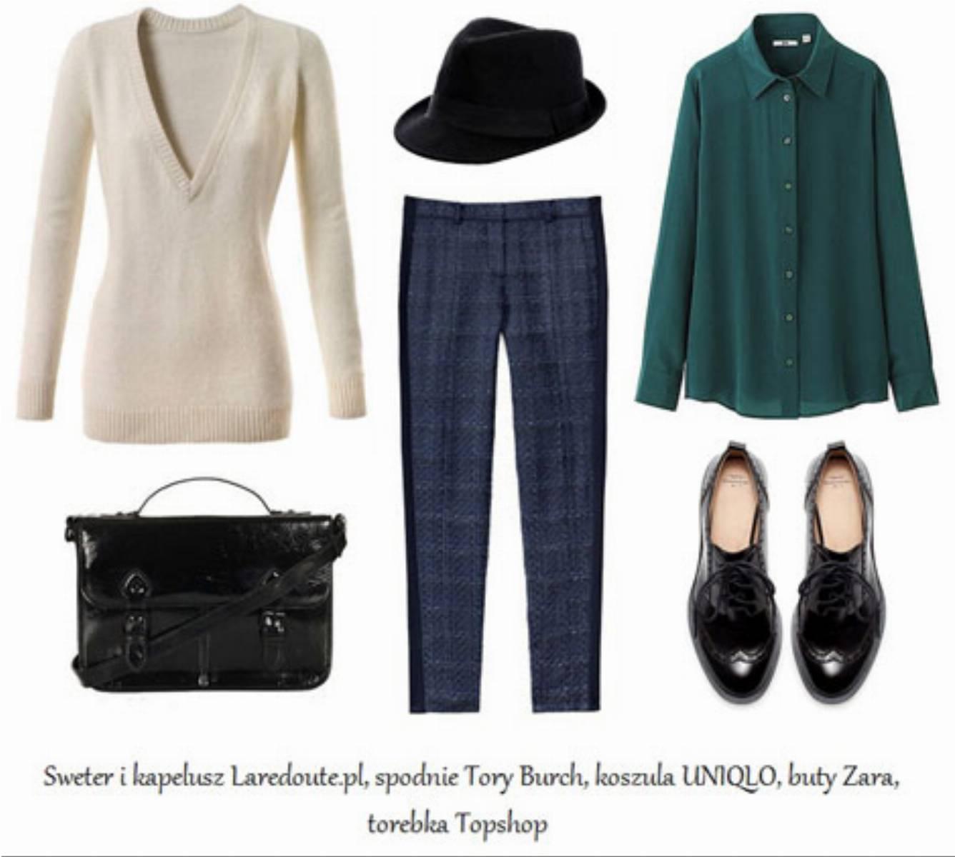 Sweter - stylizacja (2)