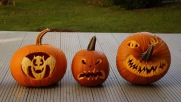 Dynia na Halloween – jak zrobić ozdobną dynię krok po kroku
