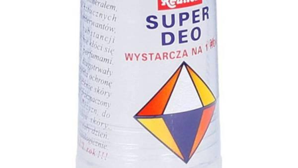 Reutter – Dezodorant w krysztale – Super Deo