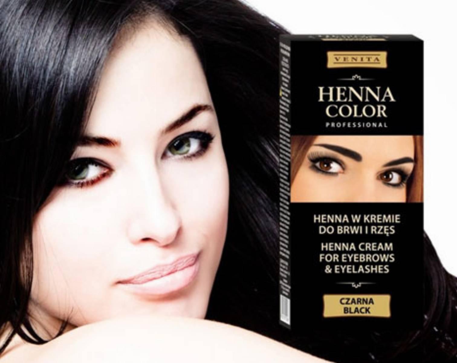 Henna w kremie Venita