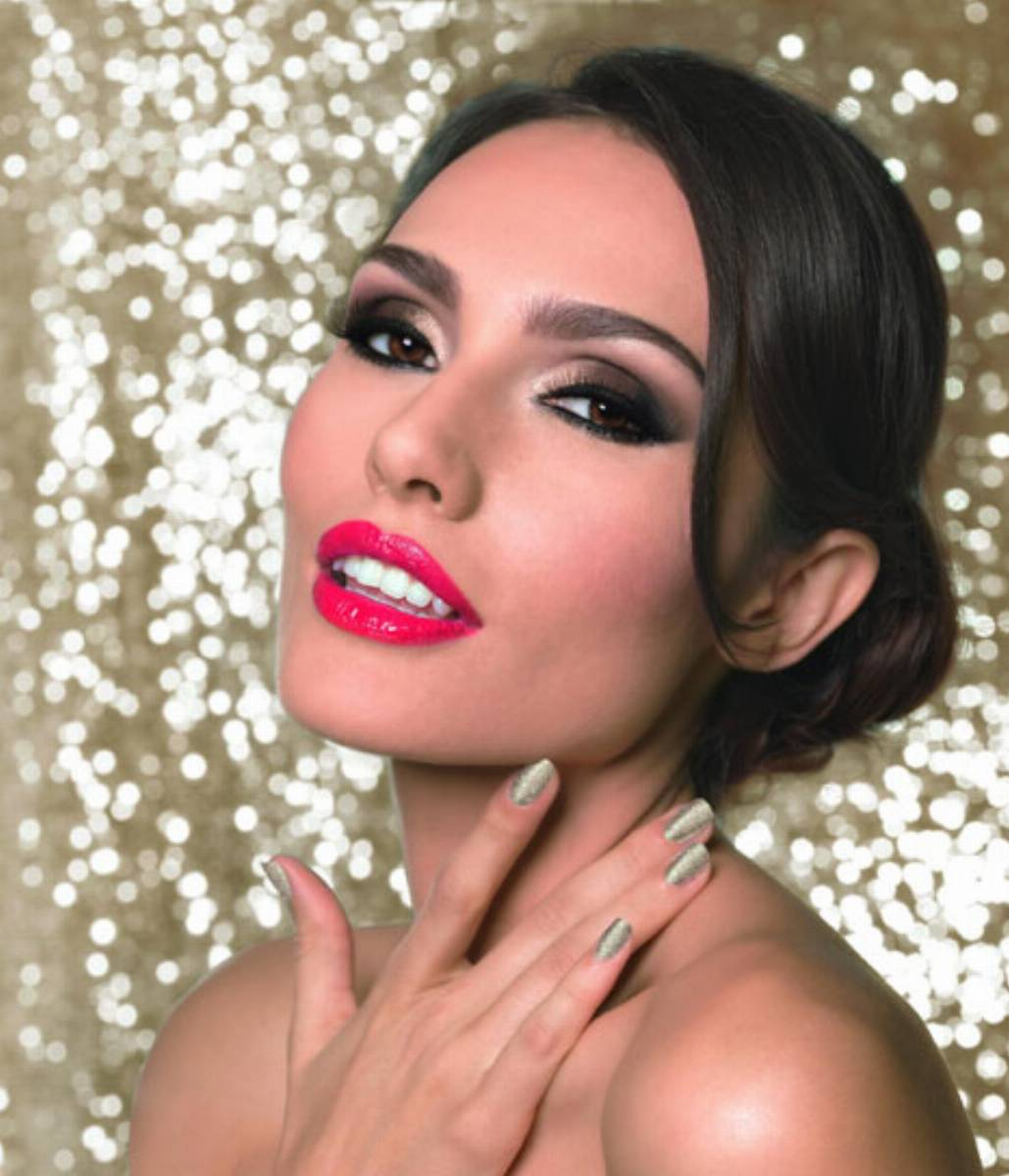 IsaDora - makijaz Candice (1)