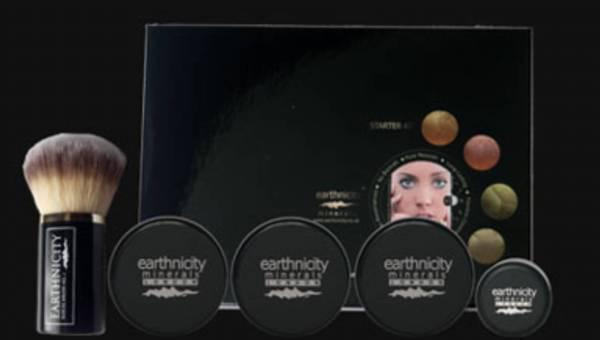 Konkurs: Zadbaj o cerę mineralnym makijażem z Earthnicity Minerals