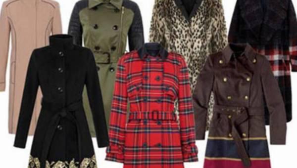 Przegląd: płaszcze jesień zima 2013 – 2014