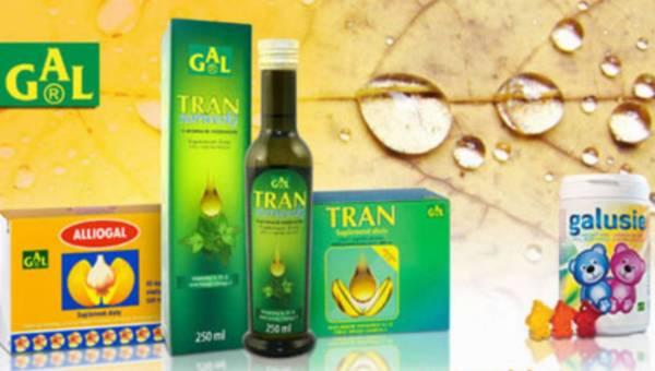 Wzmocnij odporność z GALEM