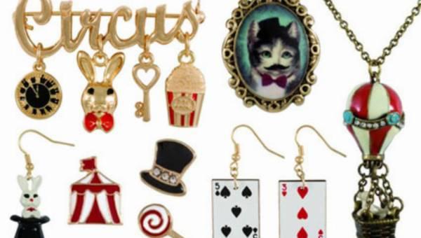 Circus: najnowsza kolekcja biżuterii SIX – odrobina magii i sztuczek połączona z zabawną stylistyką