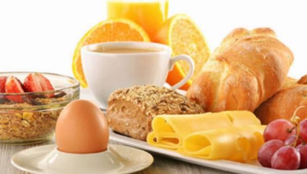 Moda na śniadanie