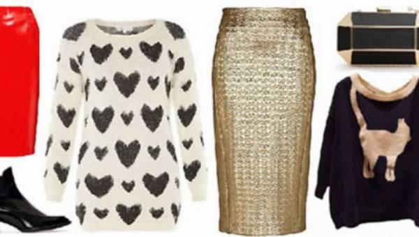 Błyszcząca spódnica – jak stworzyć ciekawą stylizację?