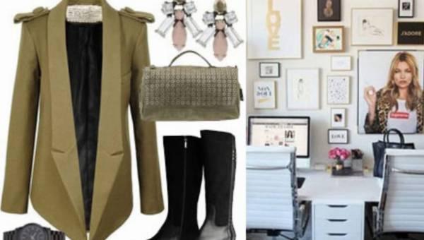 Jesienny strój do pracy – inspiracje