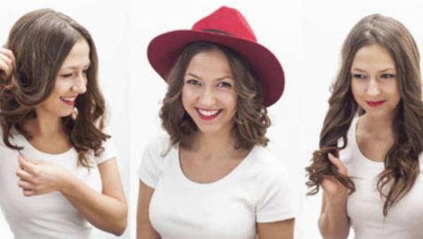 Krok po kroku: Upięcie włosów pod kapelusz w stylu fedora