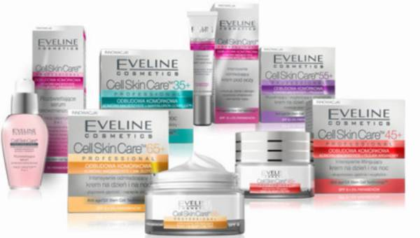 CELL SKIN CARE™ ODBUDOWA KOMÓRKOWA od Eveline Cosmetics