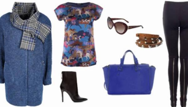 Zimowa moda w kobiecym wydaniu