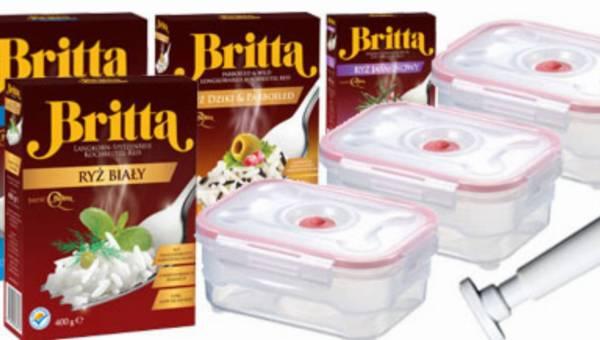 Wyniki konkursu: Świąteczna uczta z ryżami Britta!