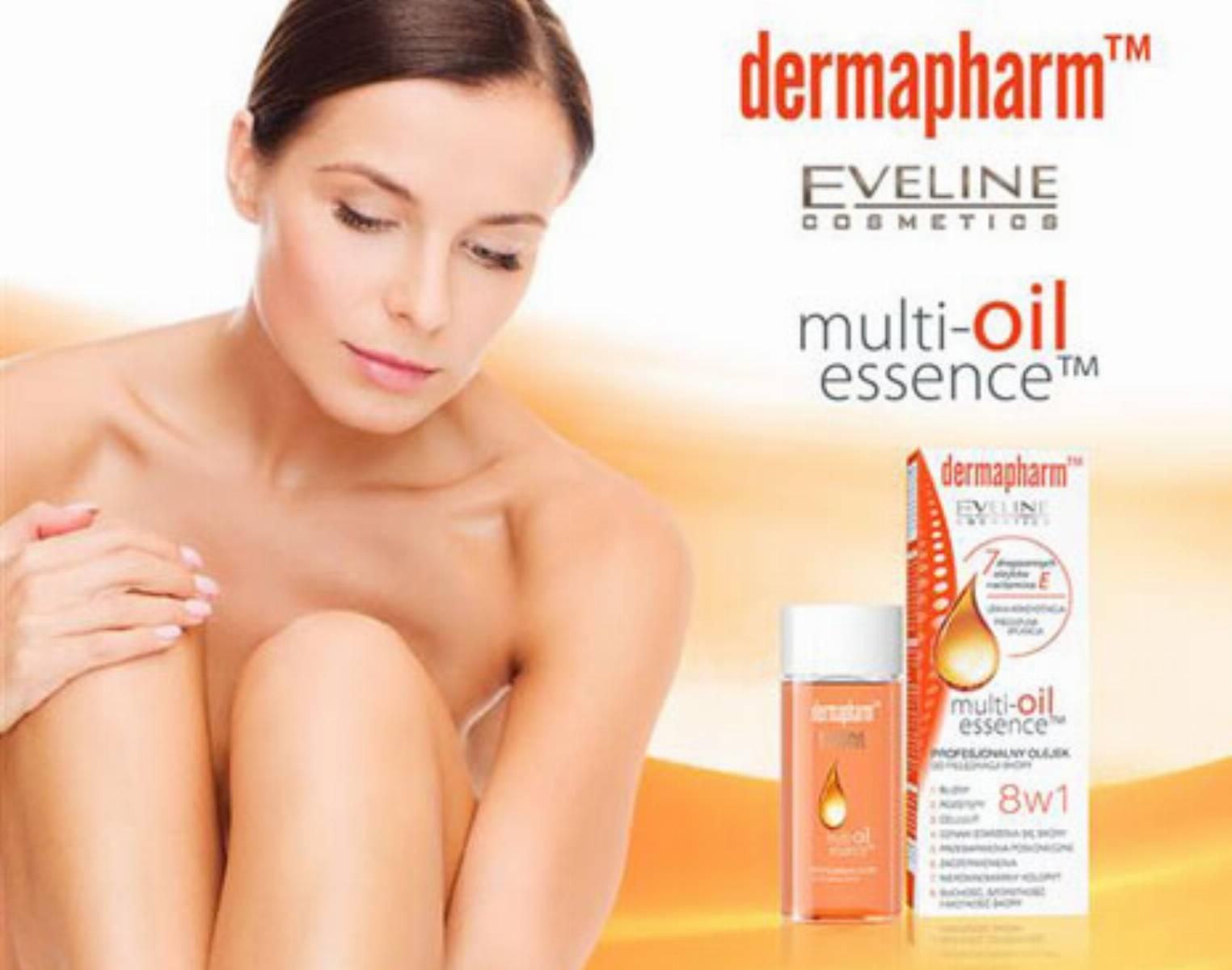 Dermapharm Multi-oil essence 8 w 1 Eveline