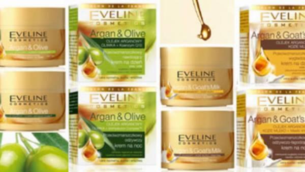 Innowacyjny program przeciwzmarszczkowy od Eveline Cosmetics – seria Argan & Goat's Milk oraz Argan & Olive