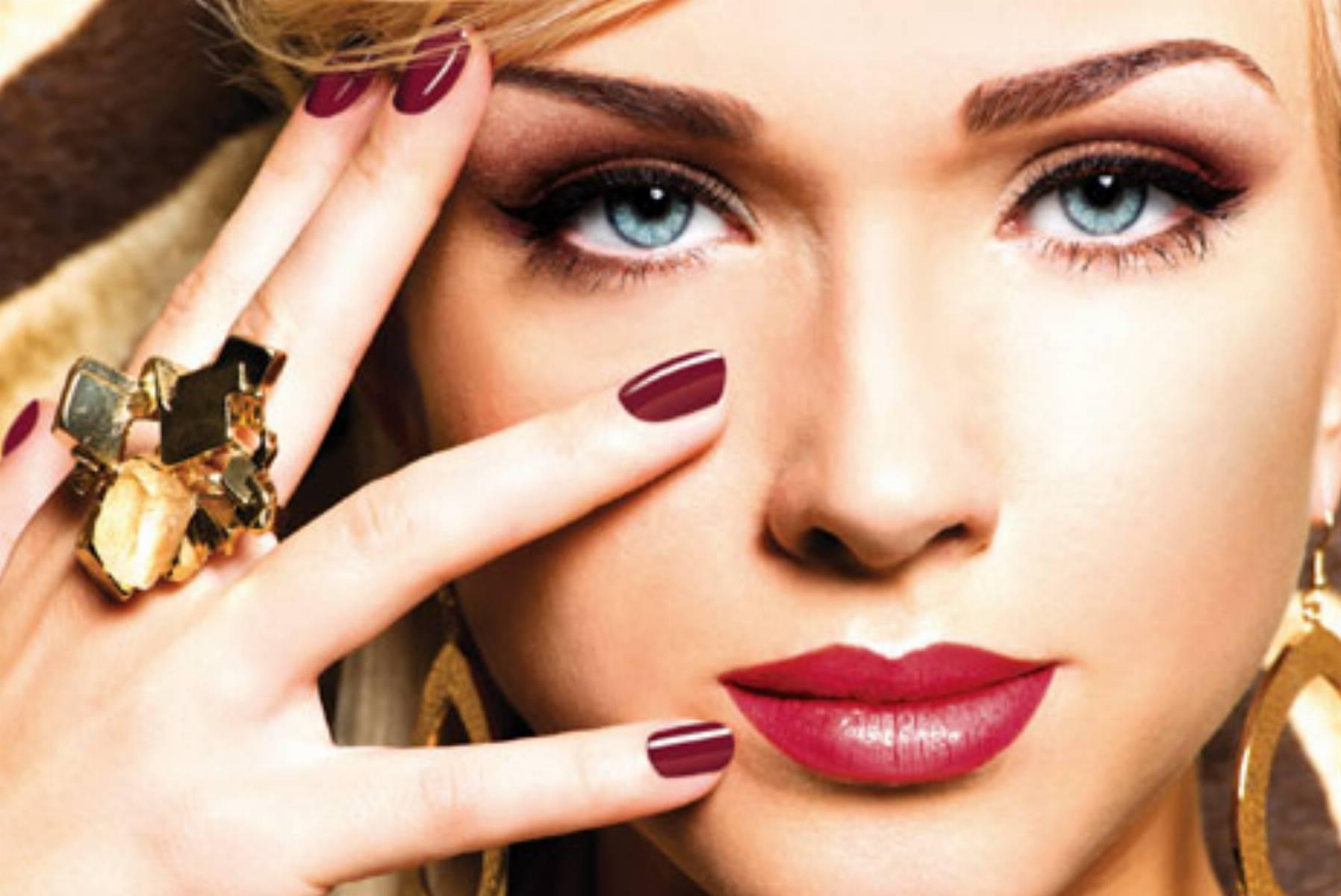 Eveline Cosmetics - look karnawal 2014