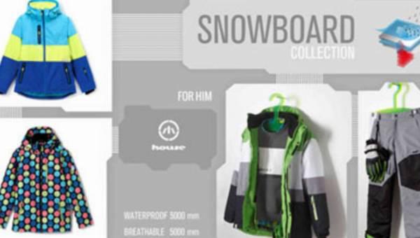 HOUSE – Kolekcja Snowboardowa