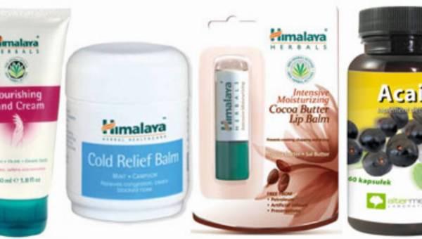 Konkurs: Zimowa pielęgnacja skóry z marką Himalaya Hebrbals!