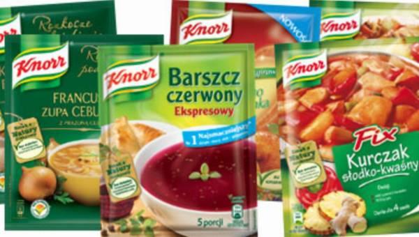 Wyniki konkursu: Świąteczne gotowanie z marką Knorr
