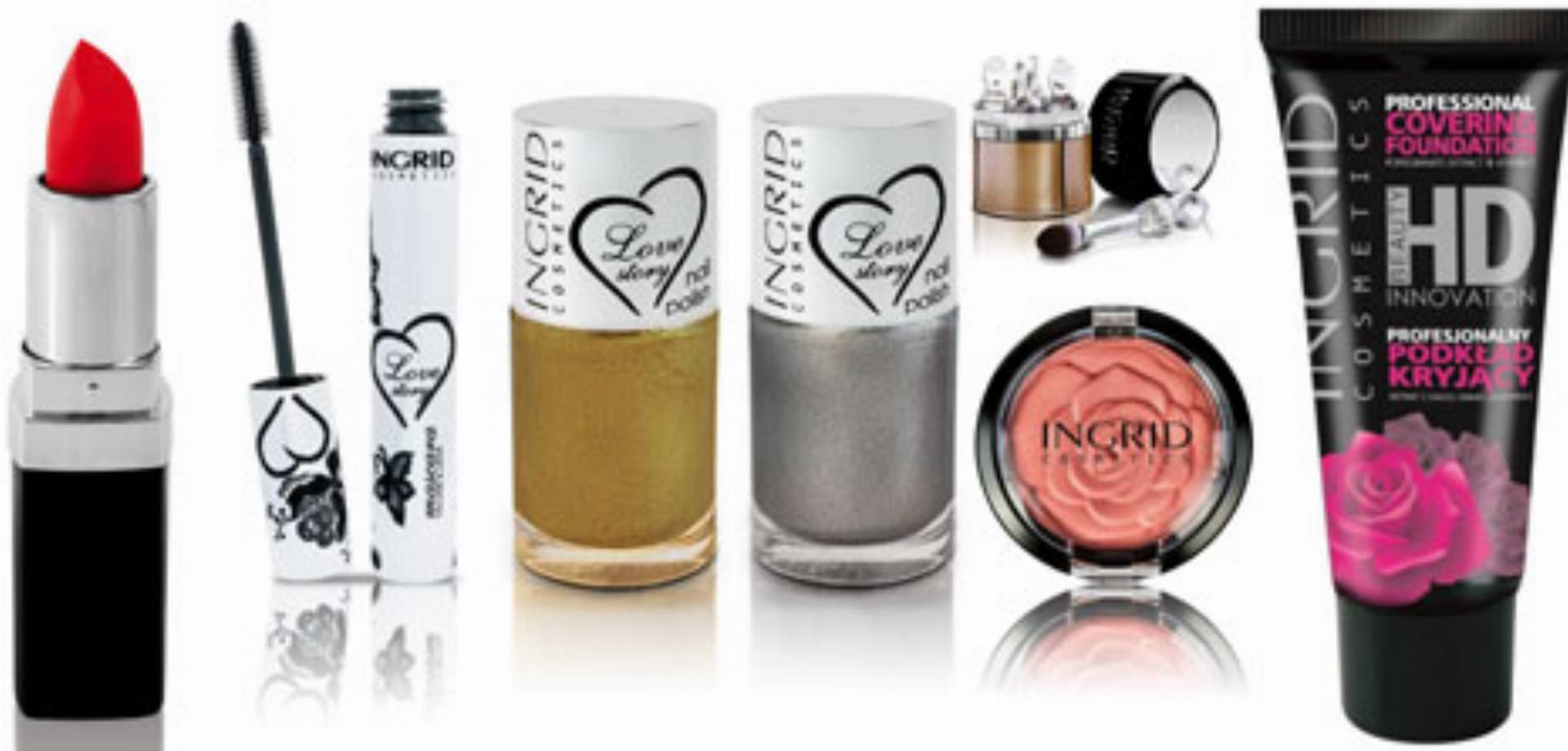 Kosmetyki Ingrid Cosmetics