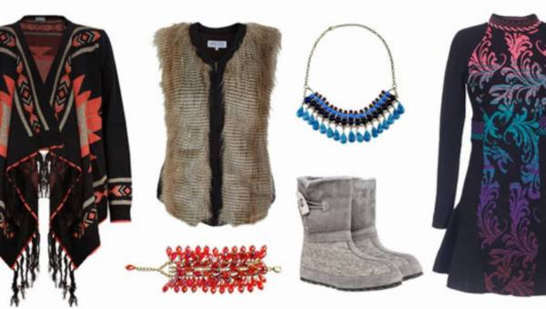 Mix zimowy – tej zimy stawiamy na styl folk i etno!