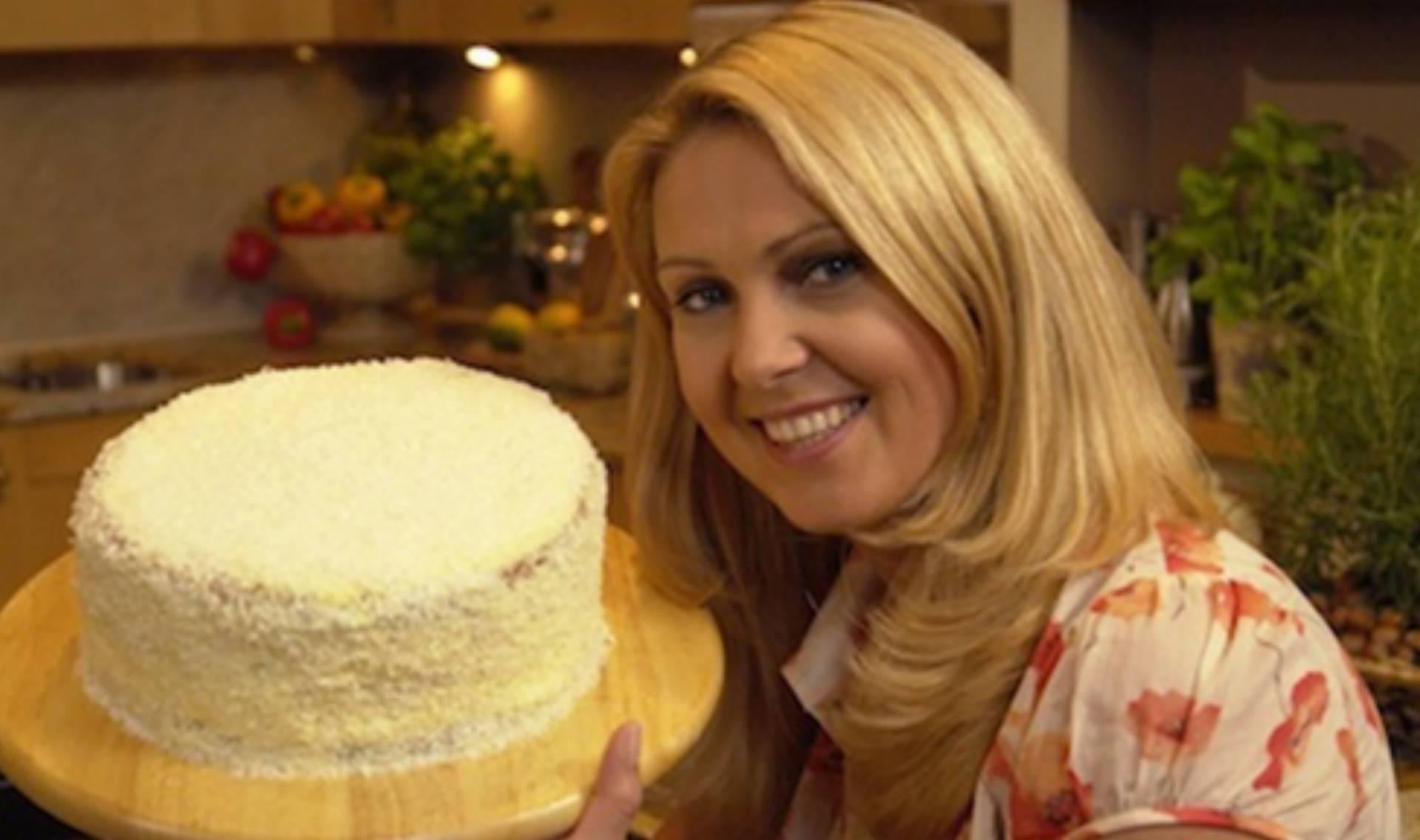 Tort Czekoladowo Kokosowy Wg Przepisu Ewy Wachowicz