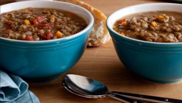 Zupa z soczewicy wg Altona Browna