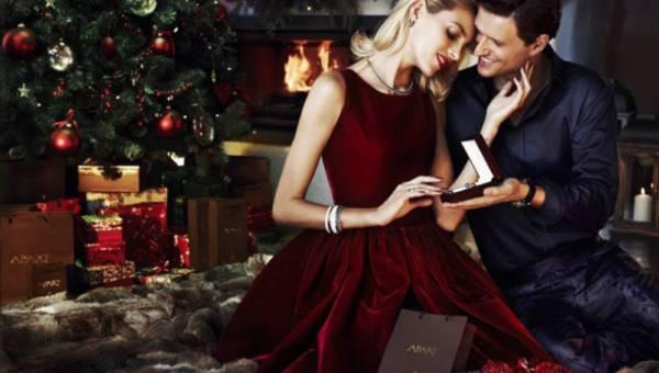 A.Rubik i Sasha Knezevic w świątecznej kampanii Apart 2013