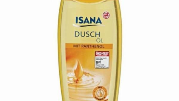 Isana, Dusch ol – olejek pod prysznic