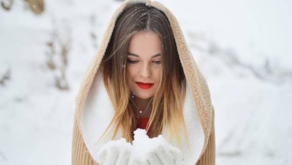 Kolor biały zimą? Oczywiście! – 30 białych inspiracji
