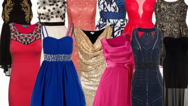 Hot modele: sukienki wieczorowe 2013 – 2014 – ponad 140 zdjęć