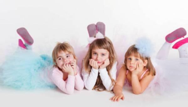 Baletnicą być, czyli wielkie marzenie małej dziewczynki