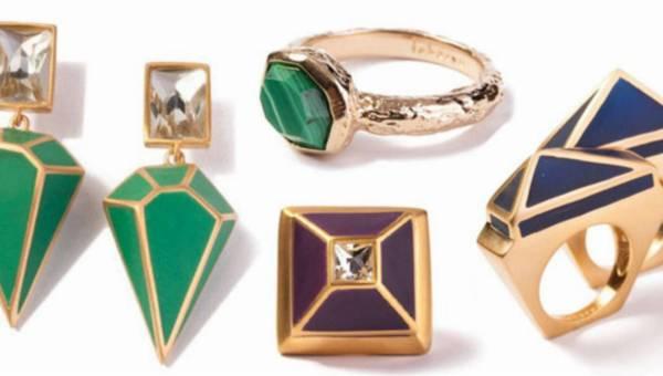 Biżuteria Isharya – kubizm ze szczyptą orientu