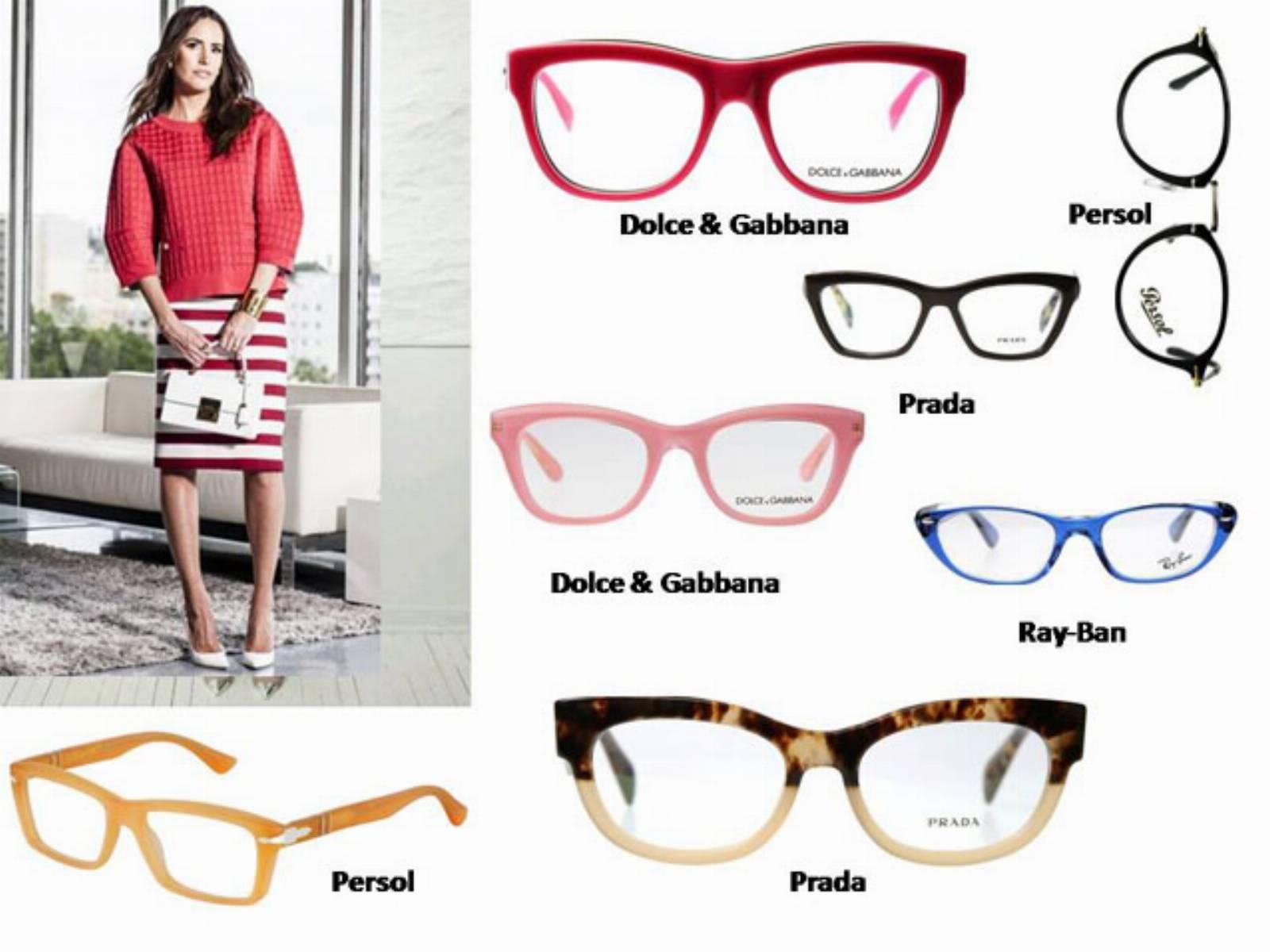 Dodatki do stroju biurowego - okulary