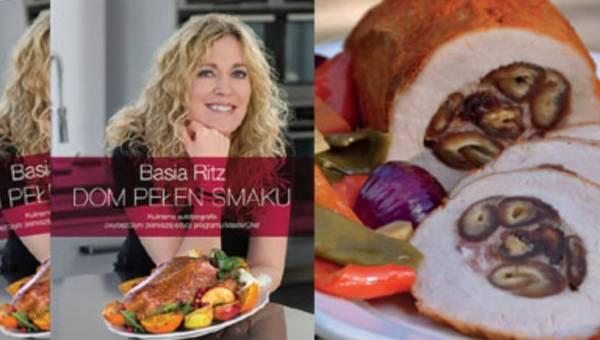 """Basia Ritz i jej """"Dom pełen smaku"""" – kulinarna autobiografia zwyciężczyni pierwszej edycji programu MasterChef"""